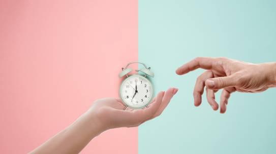 Il tempo è nelle tue mani